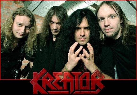 Kreator - Biography - Mille Petrozza - Pleasure to Kill